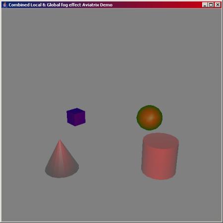 Aviatrix3D - Fog Example